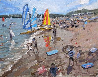 Andrew MACARA  - The Snorkellers, Abersoch