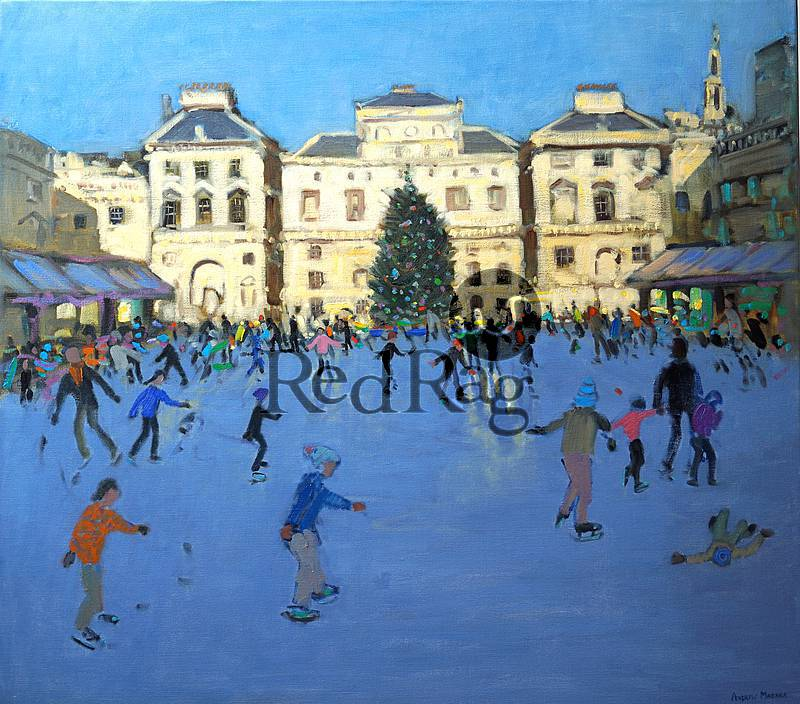 Andrew MACARA  - Skaters, Somerset House