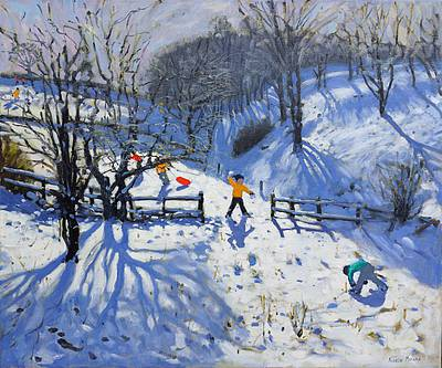 Andrew MACARA  - Snowballers, Bradnop, Staffordshire
