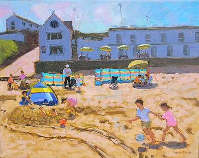 British Artist Andrew MACARA - Windbreaks, St Ives