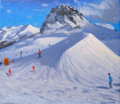 Andrew MACARA  - January Tignes