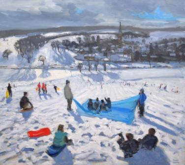 Andrew MACARA  - Edensor Village, Chatsworth