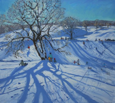 Andrew MACARA  - Sledgers at Chatsworth