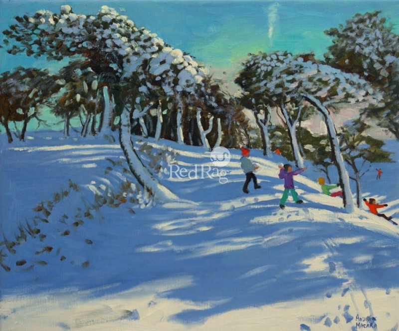 Andrew MACARA  - Snowballers Ladmanlow, Derbyshire