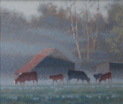 Ann HEAT RBA - Cart Shed and Cattle