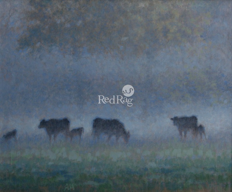 Ann HEAT RBA - Cows and Calves in the Morning