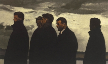 Limited Edition Prints Artist Anne Magill - A Break in the Clouds
