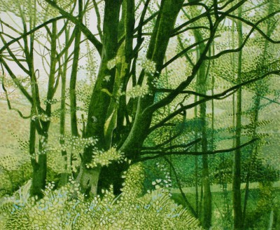 Annie OVENDEN - On The Banks of the River Bedelder
