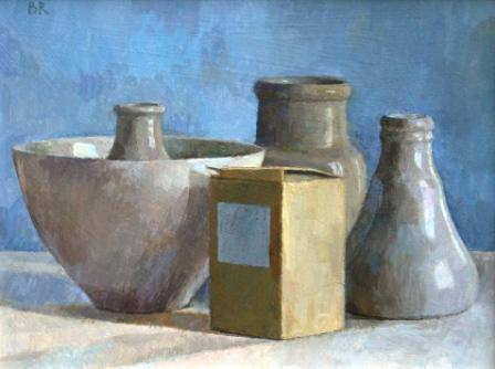 Barbara RICHARDSON - The Small Box