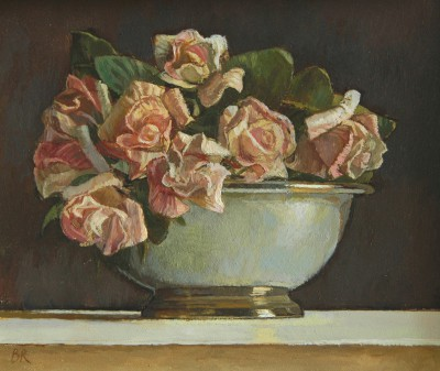 British Artist Barbara RICHARDSON  RBA - Roses