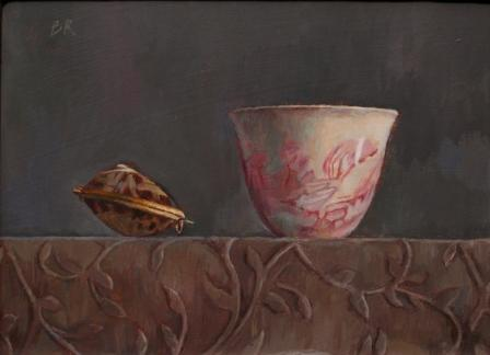 Barbara RICHARDSON  RBA - The Shell Clasp