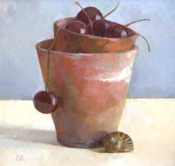 Barbara RICHARDSON  RBA - Cherries