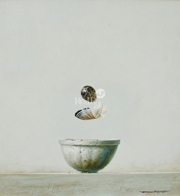 Bryan HANLON - Jelly Mould and Plovers Egg