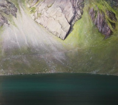 British Artist Ceri AUCKLAND DAVIES - Shifting Shadows, Cader Idris