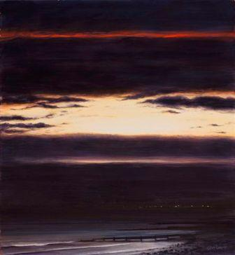 Limited Edition Prints Artist Ceri Auckland Davies - Lleyn Sunset