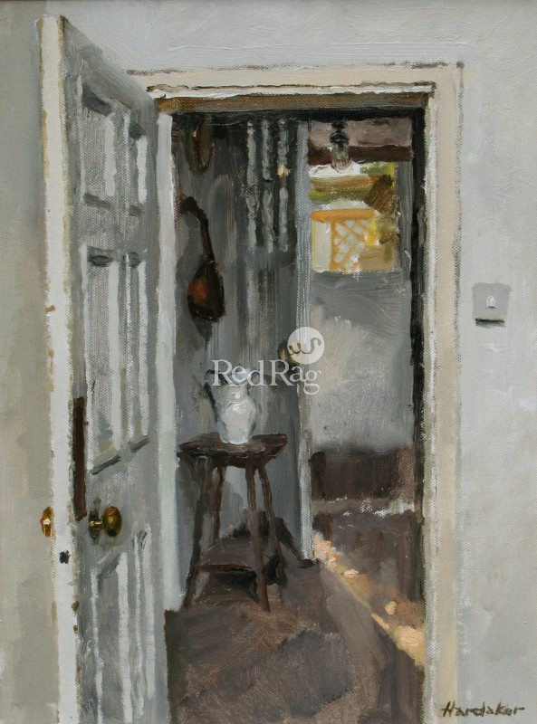 Charles HARDAKER - Open Doors Early Morning Light