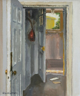 Charles HARDAKER - Interior - Morning Post