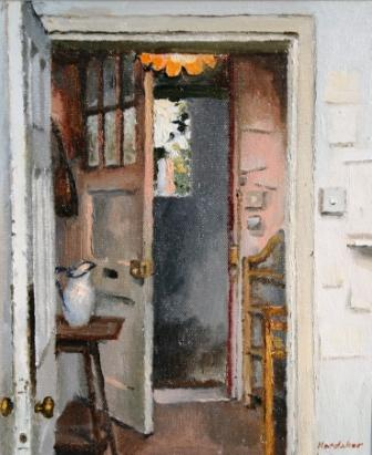 Charles HARDAKER - Open Doors -Evening