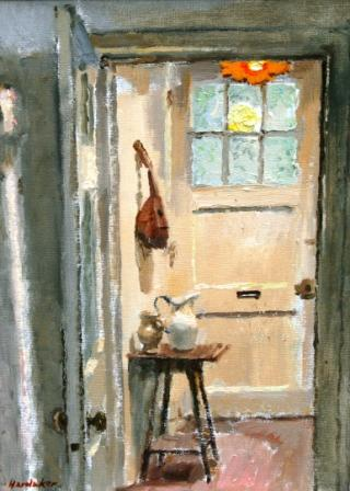 Charles HARDAKER - Interior Evening