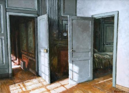 Charles HARDAKER - Making Space, The Partitioned Room