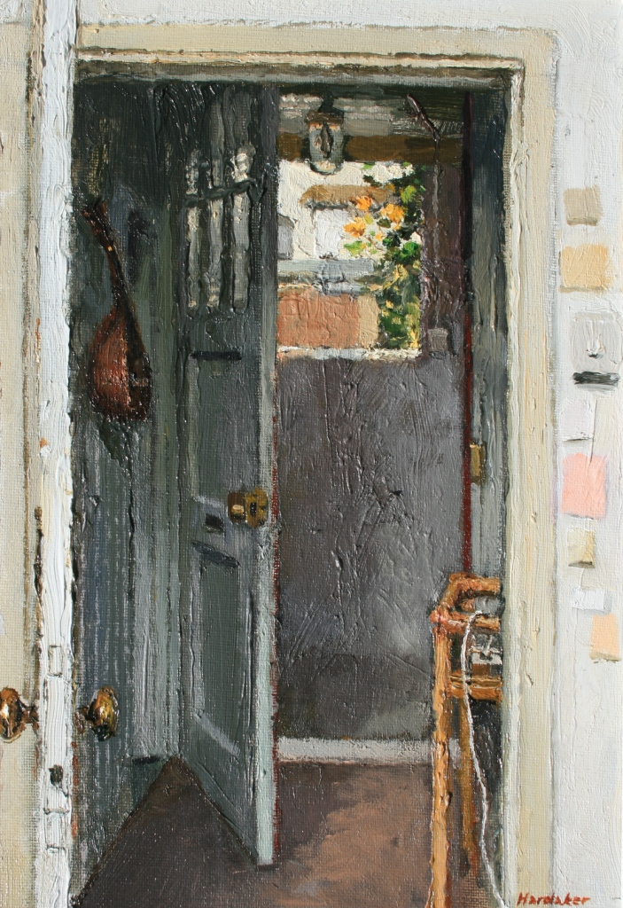 Charles HARDAKER - Open Doors - Late Afternoon