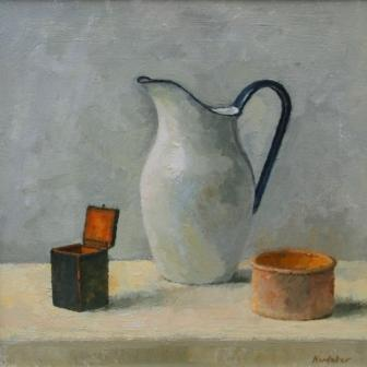 Charles HARDAKER - Still Life Three Objects
