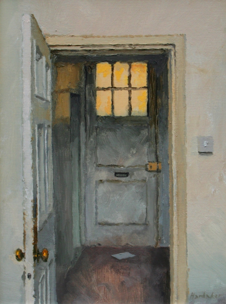 Charles HARDAKER - Open Door Light Outside