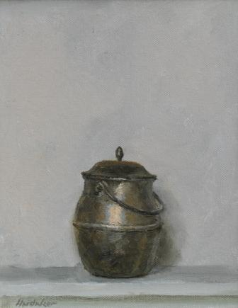 British Artist Charles HARDAKER - Still Life - Old French