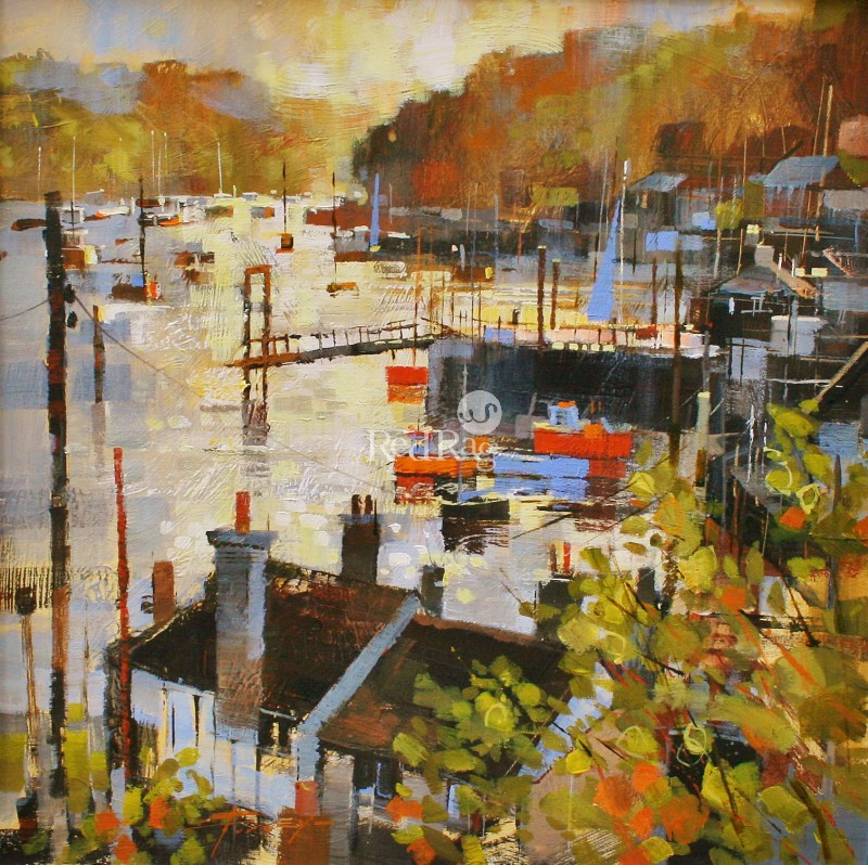 Chris FORSEY - Into the Sun, Polruan