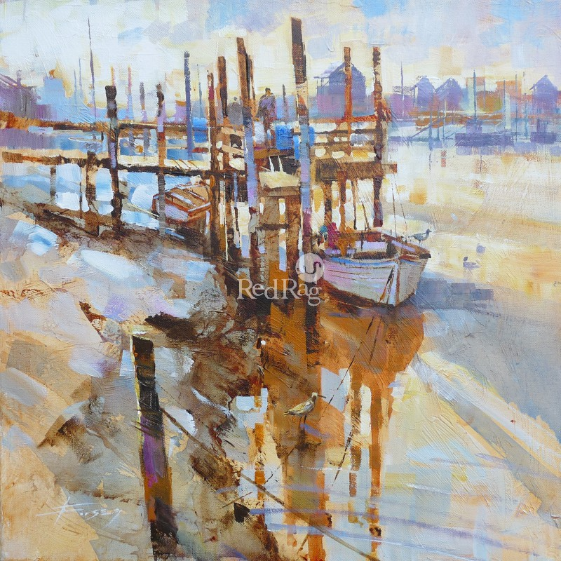 Chris FORSEY - Early One Morning, Southwold