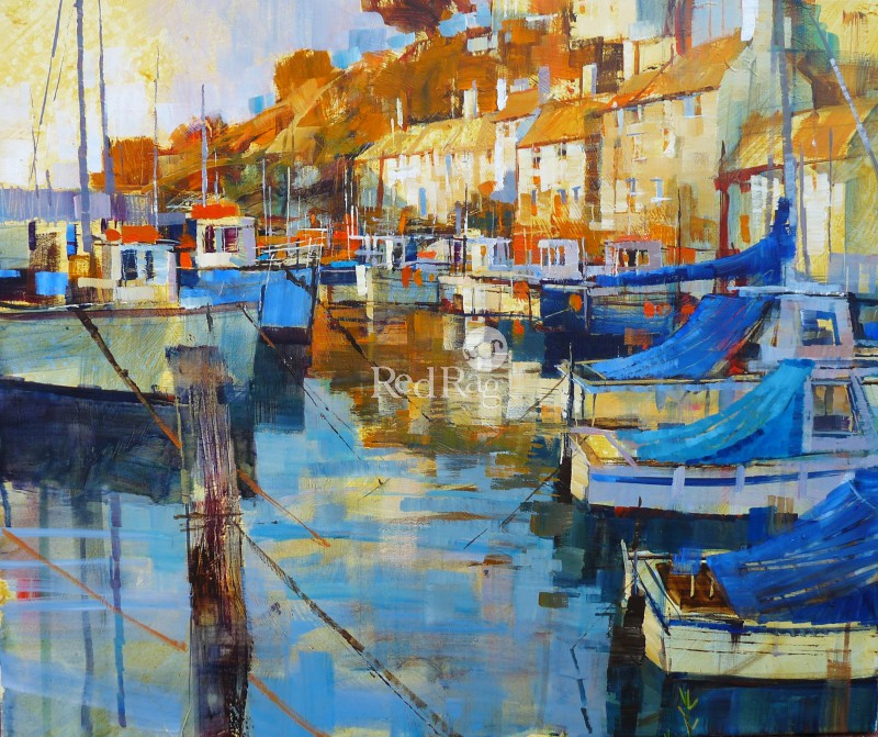 Chris FORSEY - Harbour Blues and Golds