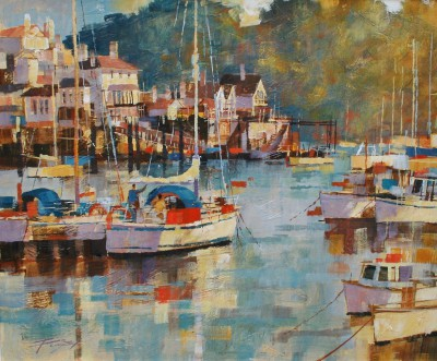 Chris FORSEY - Calm Evening, Dartmouth
