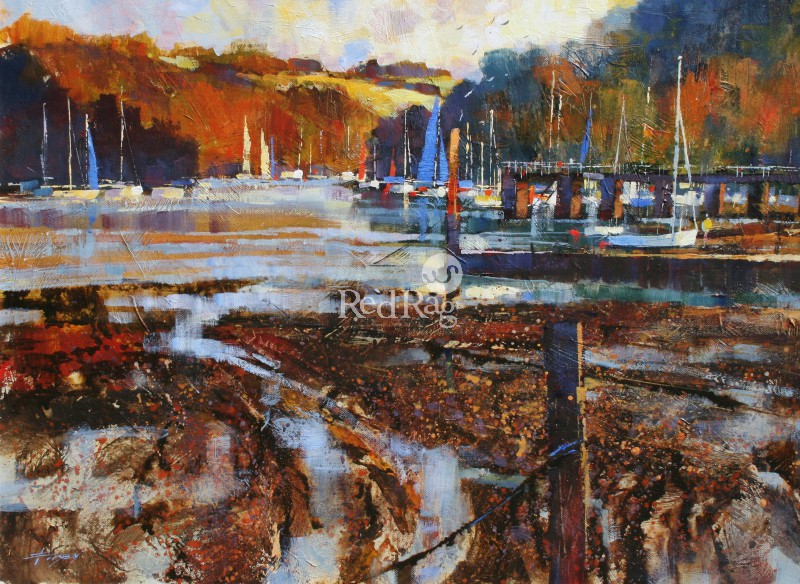 Chris FORSEY - Late Afternoon, Late Summer, Dittisham