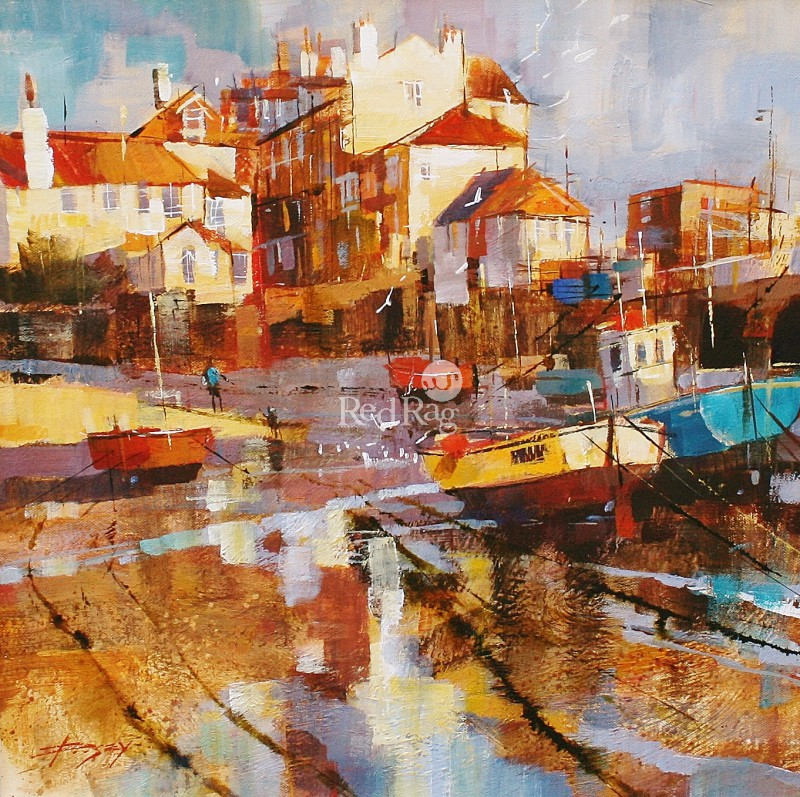 Chris FORSEY - Starting the Day, St Ives