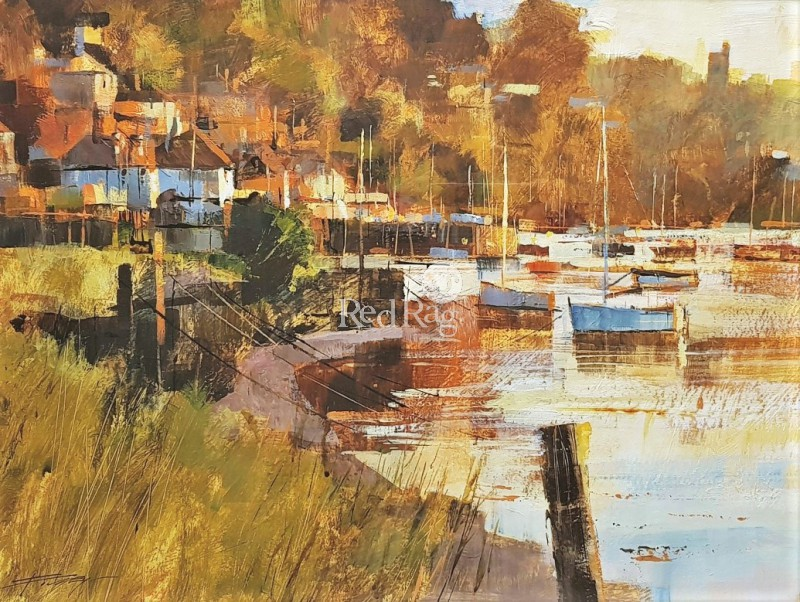 Chris FORSEY - October Evening, Noss Mayo
