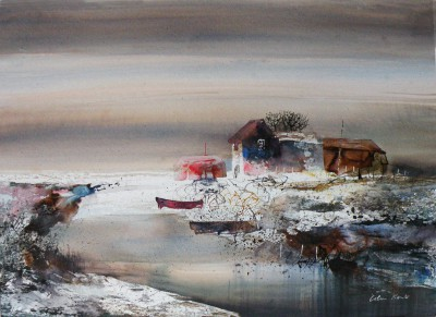 Colin KENT - Secluded Inlet