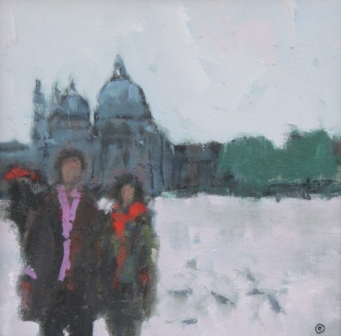 Colin ORCHARD - The Salute, Venice