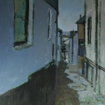 Colin ORCHARD - Bailey's Lane, St. Ives