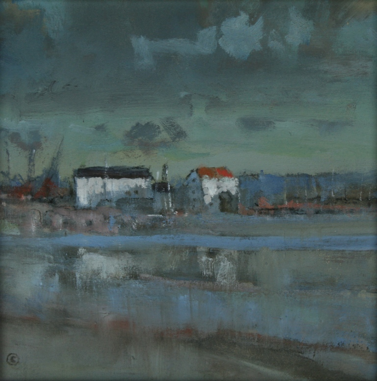 Colin ORCHARD - Winter Morning, Woodbridge