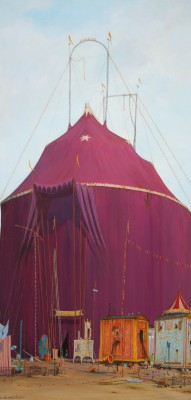 Cyril CROUCHER - Big Top Penzance