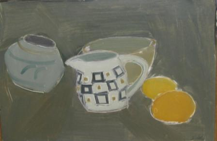 Dawn SIDOLI - The Patterned Jug