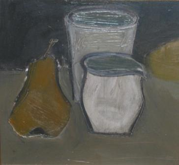 British Artist Dawn SIDOLI - The White Jug