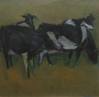 British Artist Dawn SIDOLI - Grazing