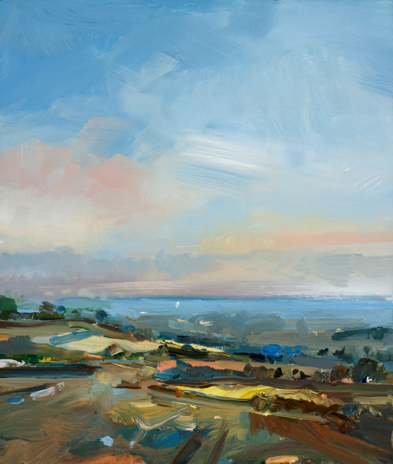 David ATKINS - View Out to Sea