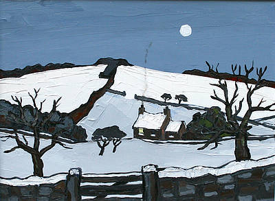 David BARNES - Winter Moonlight
