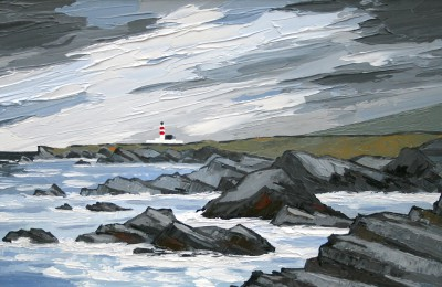 David BARNES - Bardsey Lighthouse