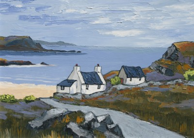 David BARNES - West towards the Islands