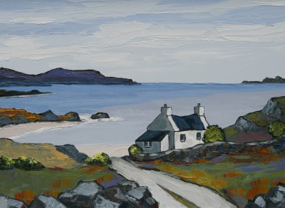 David BARNES - The Sutherland Coast