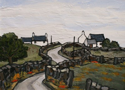 David BARNES - Road on the Lleyn