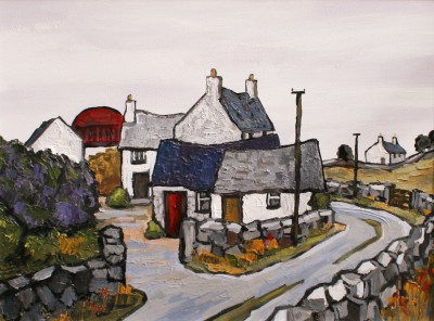 David BARNES - Farm near Ruthin